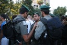 Jerusalén Gay Pride 2007 - Seguridad