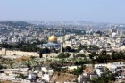 Views on Jerusalem from Mt Scopus