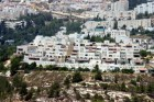 Views from Gilo on Jerusalem