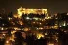 Hôtel King David, la nuit