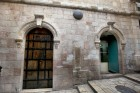 Old City, Via Dolorosa, 6 station
